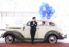 Wedding of Frederick & Melissa by The DayZ Wedding Planner