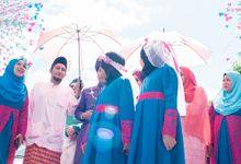 Afiq & Teyka - Reception by Cubic Foto by PlainPaperpaint Production