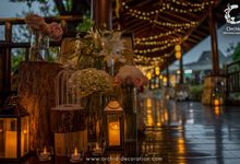 A sweet ending to a new beginning by Orchid Florist and Decoration