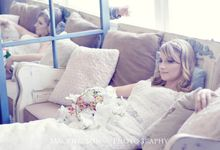 Vintage Wedding Styled Shoot by Macpherson Photography
