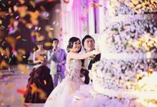 Andy & Devina The Wedding by Voltaire Photography