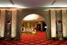 Beyond Marrakech by MawarPrada Wedding Decoration