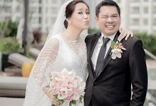 THE WEDDING OF HERRIK & MARTHA by The Wedding Boutique
