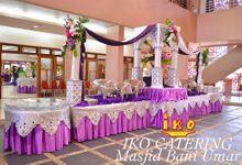 Dekorasi  Iko Catering by IKO Catering Service dan Paket Pernikahan