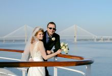 Cruise wedding by Images&Words