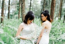 Forest Rustic Bridal Styled Shoot by Peach Frost Studio