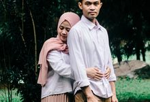 Preweddiing Moment Yulia & Idham by Lookshoot Phorograph