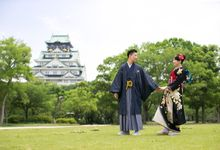 [OSAKA] Osaka Castle by The Wedding & Co
