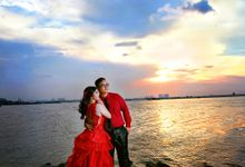 Prewedding Outdoor Agustoh & Stefanny by CUCU FOTO BRIDAL