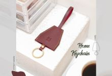 Home Keychain by McBlush Merchandise Service by Mcblush Merchandising Service