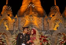 Nur & Utari wedding by Mahkota Wedding Organizer