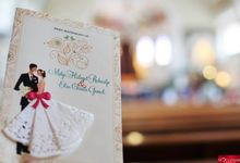 The Wedding of Yayat & Ling Ling by Soulmate Wedding Partner