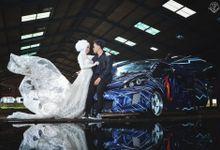 Prewedding Of Ivon & Riza by Serenity Photoworks