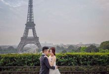 Destination Prewedding by 1728 Wedding House Singapore