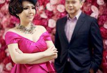 Alvin & Silvia Prewedding by Askiasan