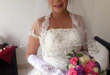 Bali bless wedding by Payas Bali salon