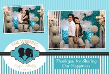 Endy & Meiling Wedding by E'moment studio Photobooth