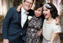 Matthieu & Marsha by PRIVATE WEDDING ORGANIZER