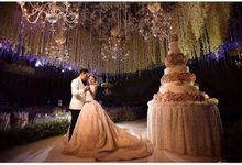 Grand Ballroom Wedding by Shangri-La Hotel, Surabaya