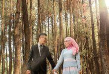 Mia dan Kristiono Wedding by 3 Times Wedding Service