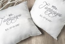 Pillow by Tinythings