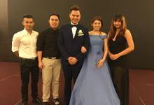 Singapore Wedding Live Band by MEB Entertainments