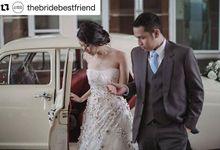 Aldy & Arina Wedding by Athalia Wedding Planner
