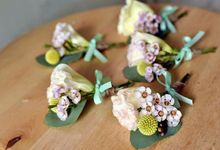 Hannah's Soiree Bliss by Fleurs By Spoleczny