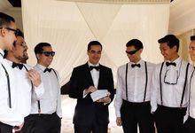 Wedding of Juan & Mya (Ayana Bali) by Delfi Organizer
