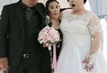 Kepsten & Stella wedding by Cien MUA & Bridal