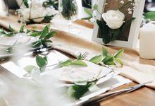Rustic Theme Bridal Shower by Clea's Project
