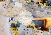 Bridal Shower by M.D.P ( Mazzel Decoration Project )