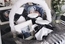 Suit & Tie Theme Sweet Corner & Hampers by Clea's Project