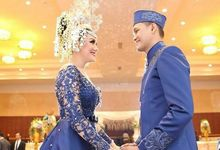 Ayu & Fadil Wedding Day by Violetta Wedding