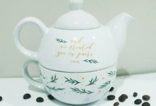TEKO SUSUN ALADIN SIMPLE DESIGN by Mug-App Wedding Souvenir