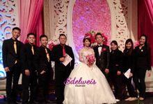 Wedding Day Of Handoko & Jessyca by Edelweis Organizer
