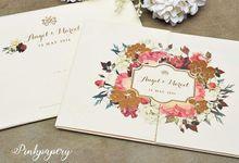 Marcel & Angel Carnation Package by Pinkpapery