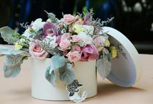 Bouquets for special occasions by Alegria Malya