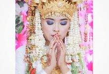 THE WEDDING OF NURUL & RIZKY by Kaze Motret