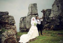 Prewedding Ola & Vicry by WINDRA FOTOGRAFI