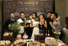 Wedding Dinner by Secret Garden Lifestyle S/B