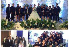Wedding Yulius & Eurica by Remsey MC