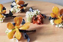 #KHANGETENOUGH by Fleurs By Spoleczny