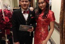portofolio by Jeff Liu Master Of Ceremony & Singing Showtime