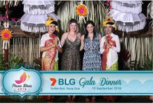 Seven Business Leader Group Gala Dinner by New Picturesque Express Photo Corner / Photobooth