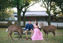Japan pre wedding  by MOD 21