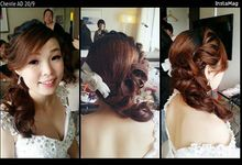 Makeup and Hairdo by YeeWan Makeup Artistry