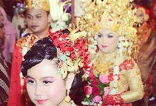 THE WEDDING OF METTA & FAJAR by Kaze Motret