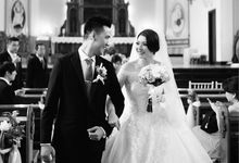 YOZAL & STEFHANI WEDDING DAY by Tinara Brides