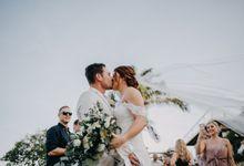 Cecily & Dylan by baliVIP Wedding